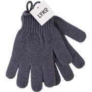 Lyko Scrub Glove Grey