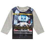 Molo Enovan T-Shirt Robot 80 cm (9-12 mnd)