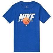 NIKE Basketball Tee Blue XS (6-8 years)
