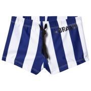 The BRAND Swim Trunks Blue Stripe 80/86 cm