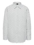 Cspenncopy Shirt Skjorte Hvit Diesel
